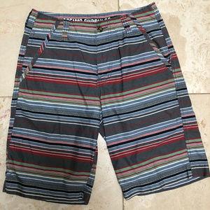 Mossimo Supply Co. Men ' Striped Short, Size W32
